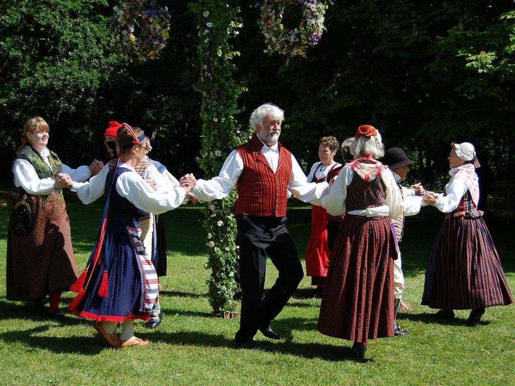 Vikten av folkdans för olika kulturer